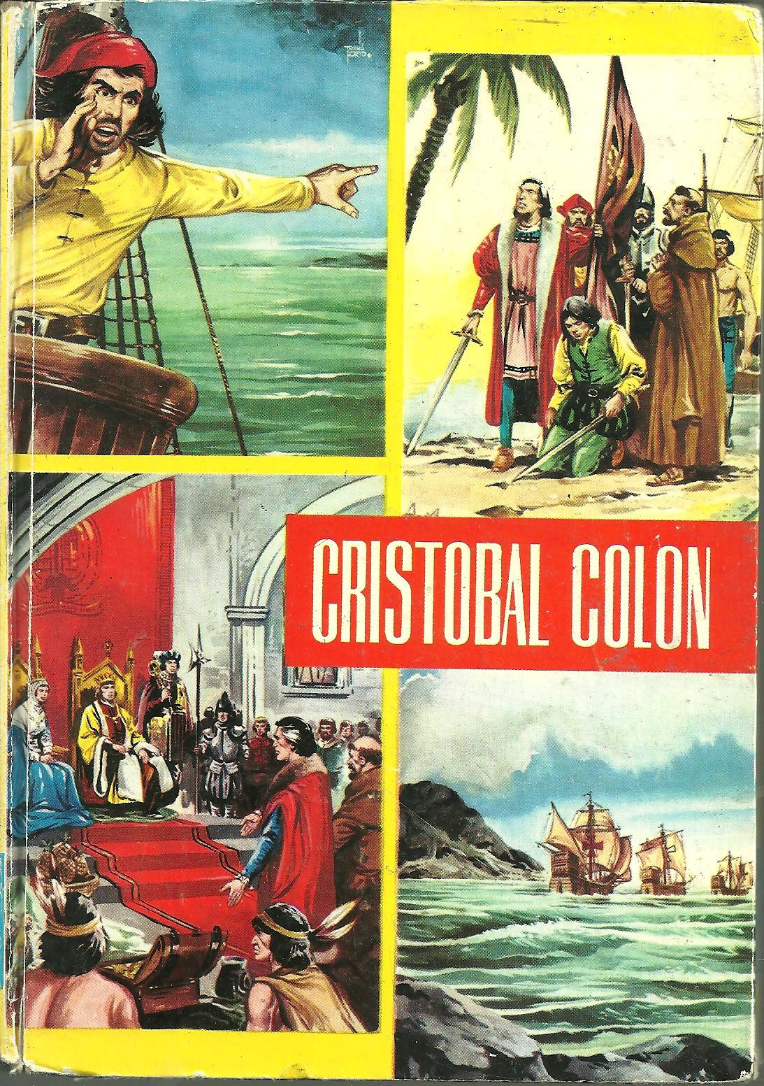 CRISTOBAL COLON.